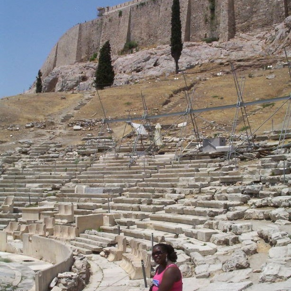 Alexis Theater of Dionysus
