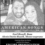 Earl & Alexis: American Songs at The Elks Opera House ENCORE PRESENTATION