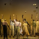 Earl and Alexis appear in Porgy and Bess at the Palacio de Bellas Artes